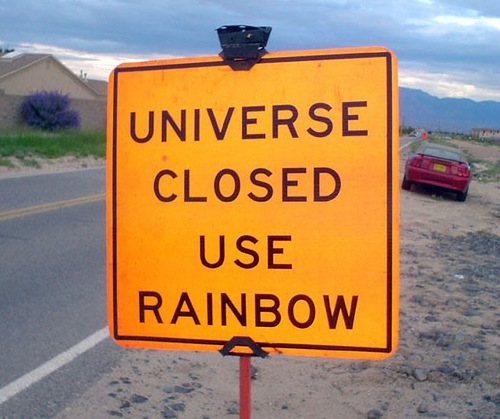 Universe Closed by brianarn