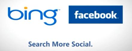 Bing & Facebook