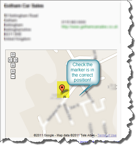 Local search Optimisation - Marker