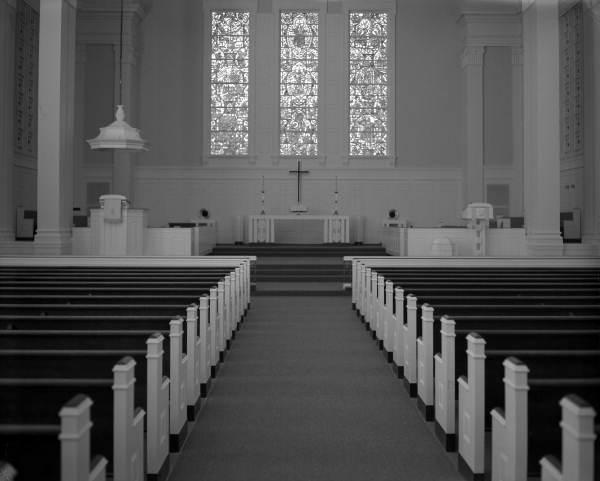 Church SEO - Church Pews