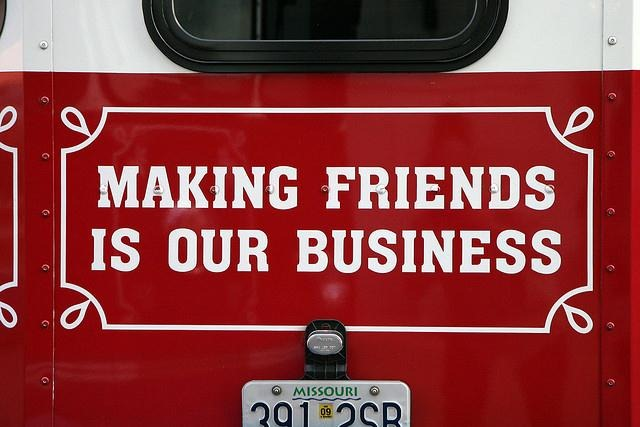 make friends with customers what should For example, in 1989, debra borys and kenneth pope reported that 46 percent of  therapists thought that becoming friends with former clients.