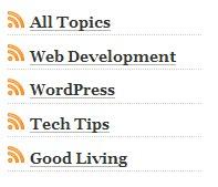 Category Specific RSS Feed | WordPress Plugin