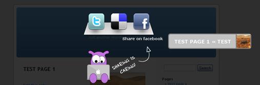 WordPress Plugins | Drag to Share for WordPress