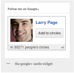 googlecards | WordPress Plugins