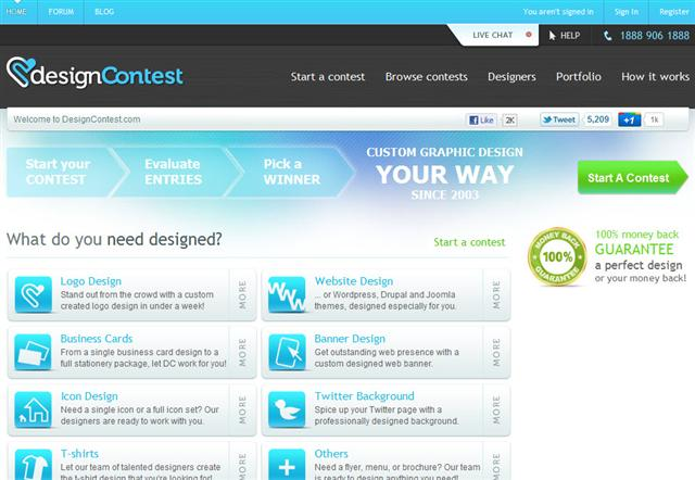 Design Contests by designcontests.com