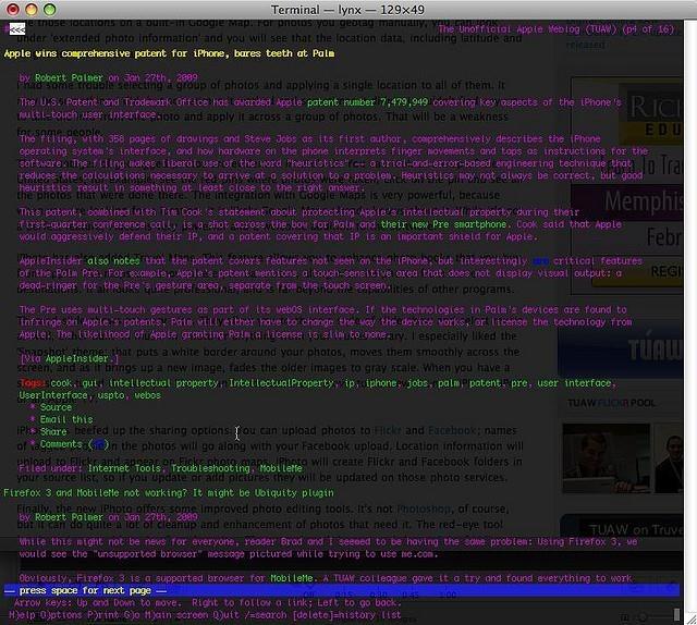lynx-browser