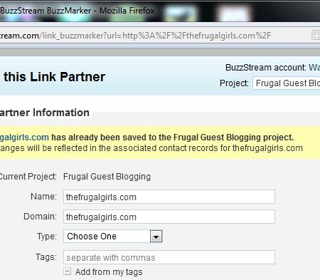 link buzzmarker