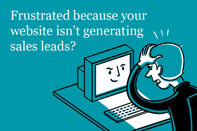 Lower homepage bounce rate.