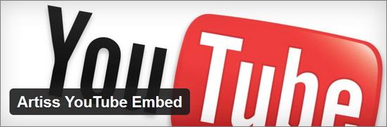 Artiss YouTube Embed