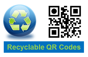 Go Green | Recyclable QR Codes | Dynamic QR Codes