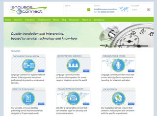 Language Services Agency