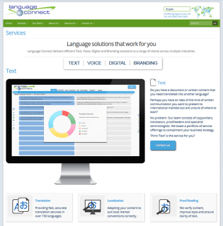 Language Services Provider