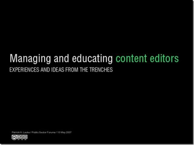 content-editors