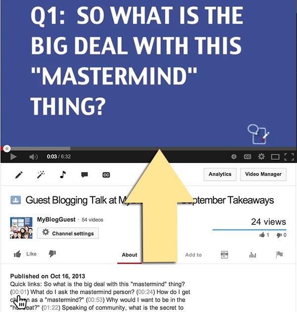 MyBlogGuest takeaways