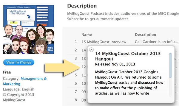 MyBlogGuest podcast