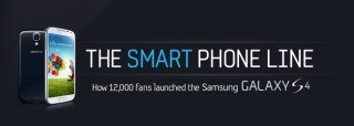 Samsung The Smart Phone Line