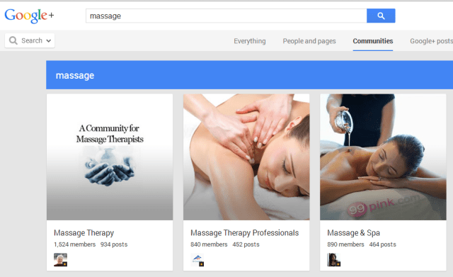 g+massage