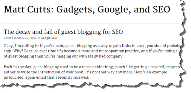 How Off-Site Content Still Has A Place In A Post MyBlogGuest-gate World