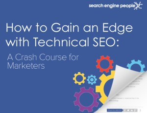 gain an edge with technical seo