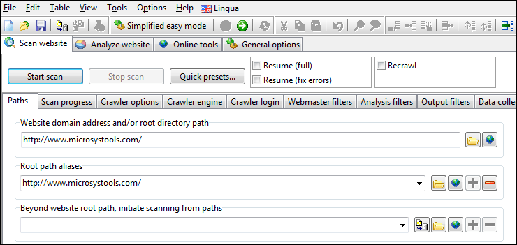 a1wa-start-scan