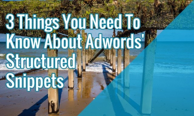 adwords-structured-snippets