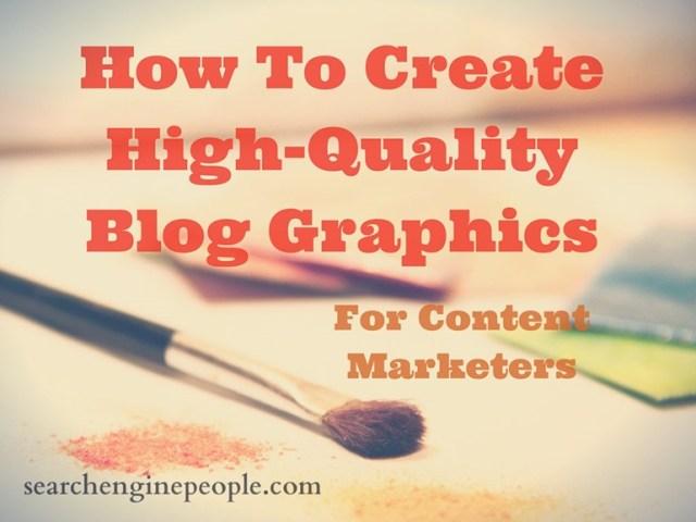 0 create high quality blog graphics