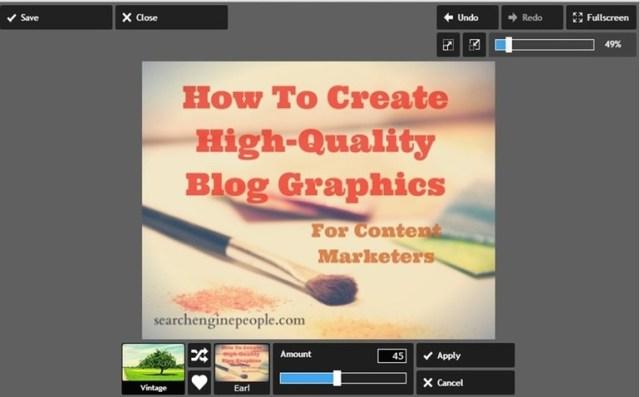 screenshot 5 create high quality blog graphics