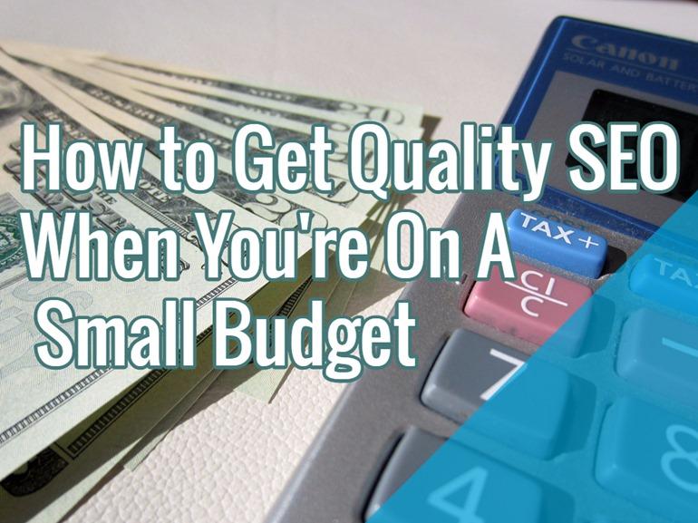 small-seo-budget