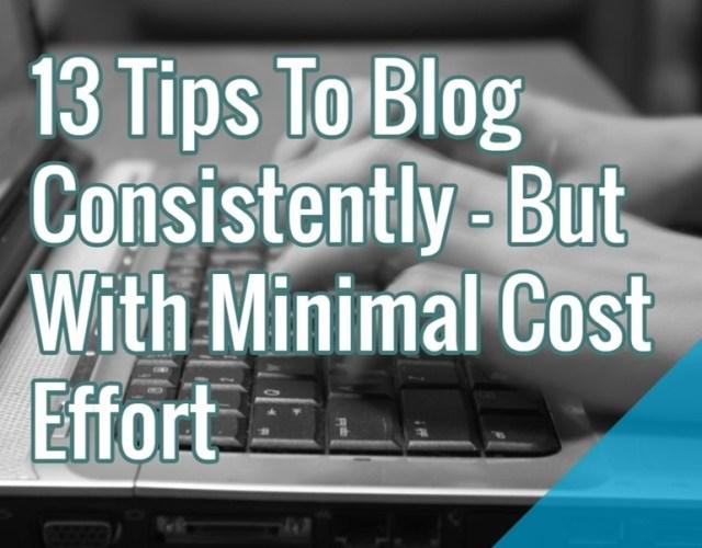 minimal-csot-blogging