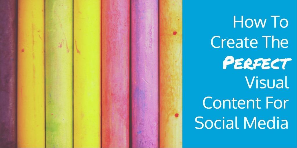 Social Media Visual Content