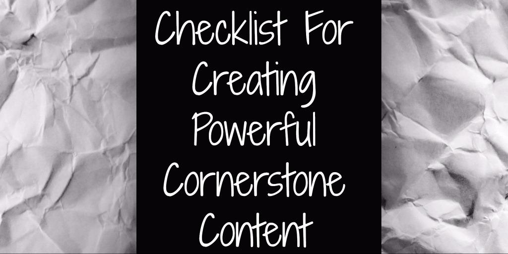 cornerstone-content-checklist