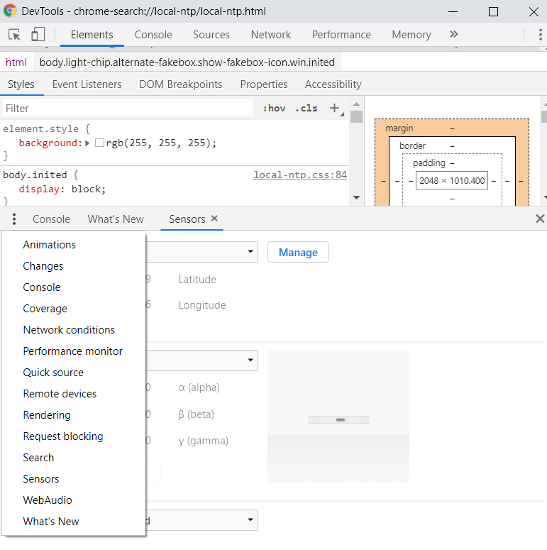manually-checking-search-results-using-developer-tools
