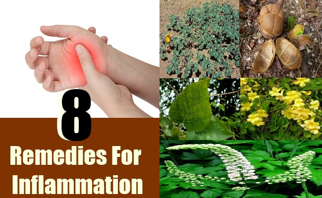 8 Remedies For Inflammation