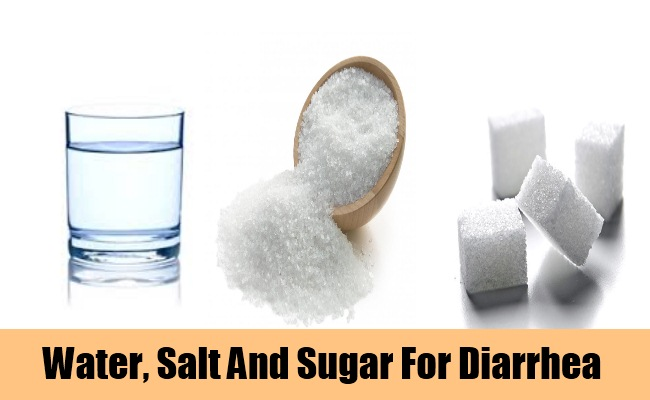 Water, Salt And Sugar