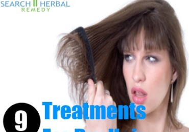 9 Treatments For Dry Hair