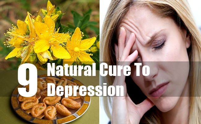 Natural Cure For Depression