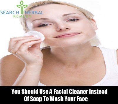 Natural Facial Cleanser