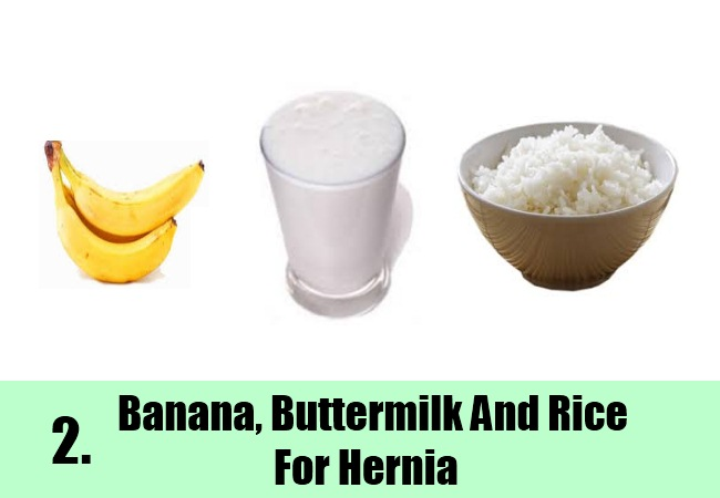 Banana, Buttermilk And Rice