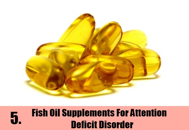 Fish Oil Supplements