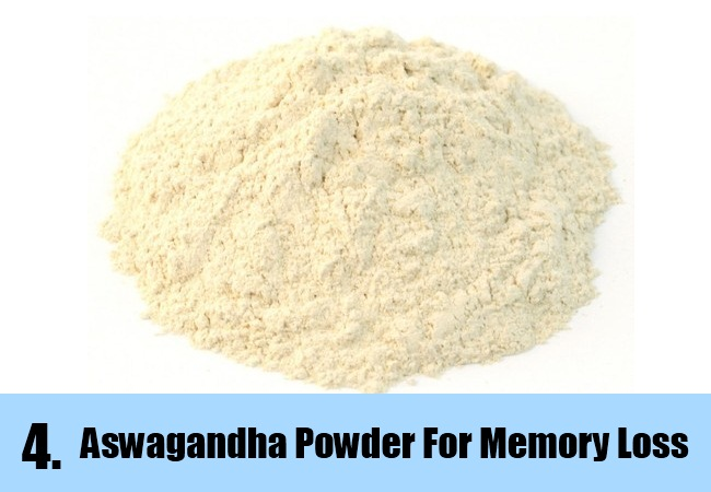 Aswagandha Pill and Powder