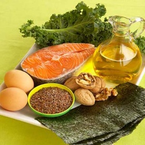 Omega-3 and Lean Proteins