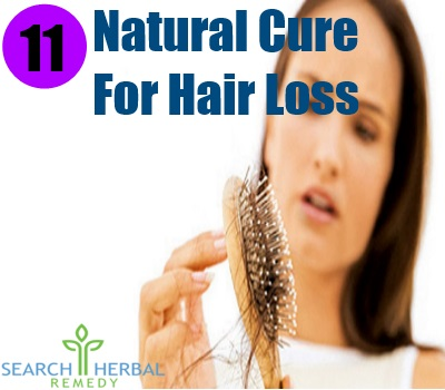 11 Natural Cure For Hair Loss
