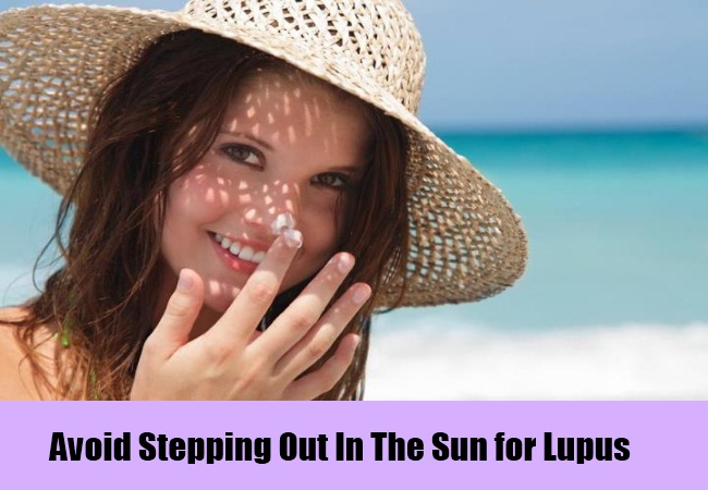 Avoid Stepping Out In The Sun