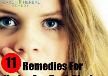 11 Remedies For Under Eye Dark Circles