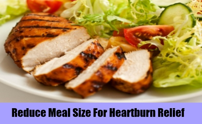 Reduce Your Meal Size