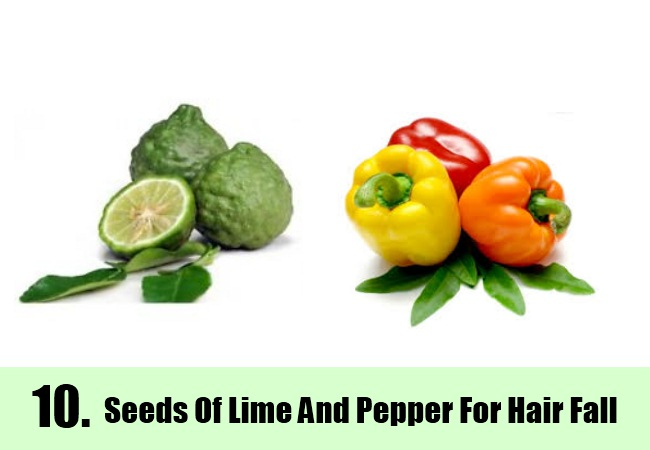 Seeds of Lime and Pepper