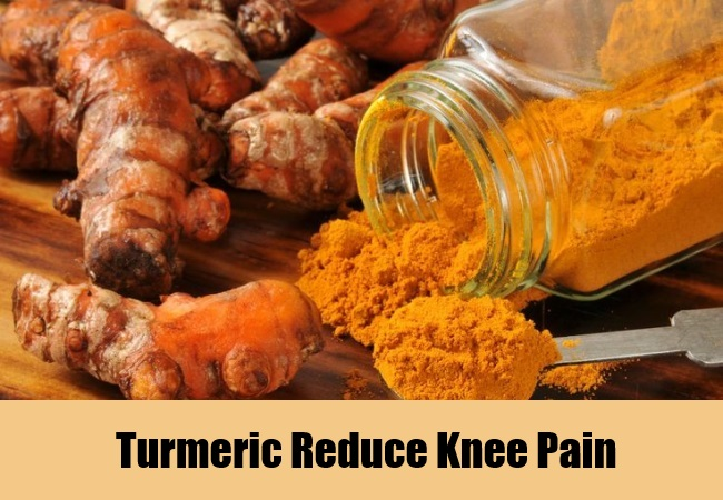 Turmeric Reduce Knee Pain