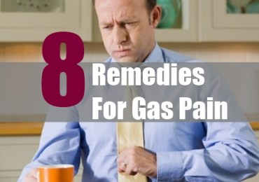 gas pain