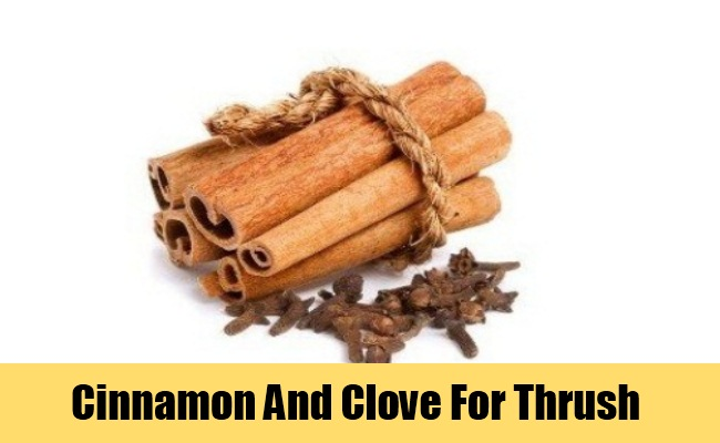 Cinnamon And Clove