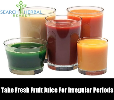 Fresh Vegetables and Fruit Juices